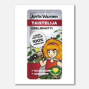Arctic Warriors Taistelija Geelishotti