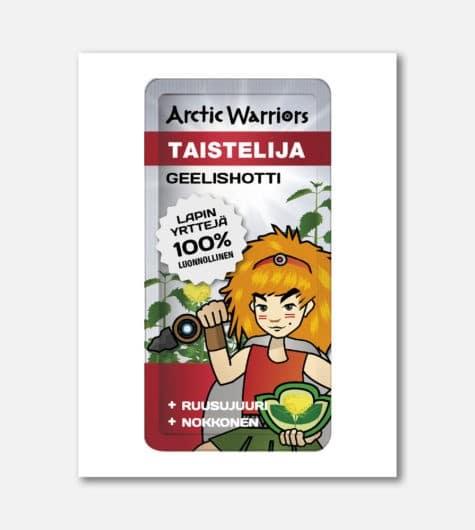 Arctic Warriors Taistelija Geelishotti