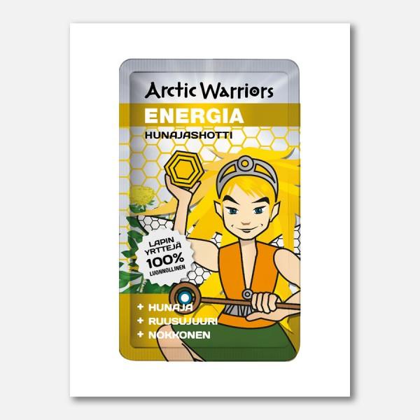 Arctic Warriors Energia Hunajashotti