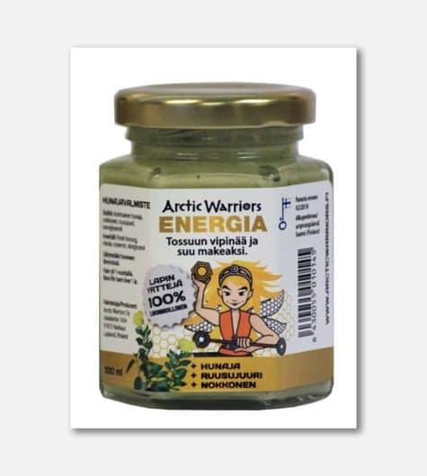 Energia-hunaja