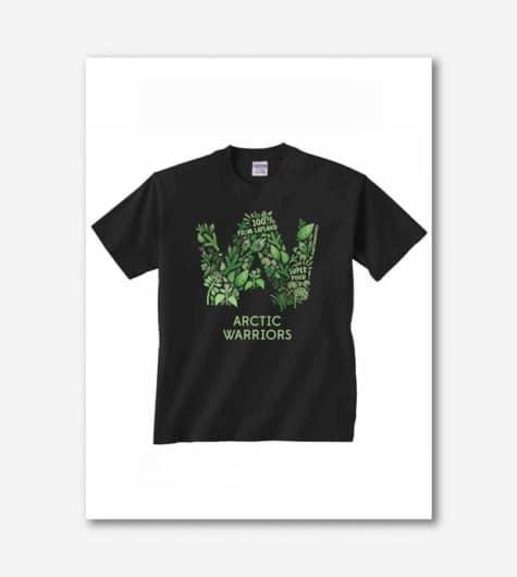 Arctic Warriors T-shirt