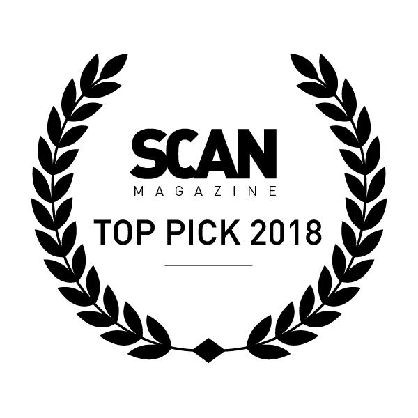 Scan Magazine Top Pick