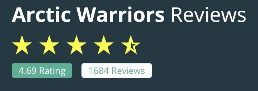 Arctic Warriors kokemuksia ja arvostelut