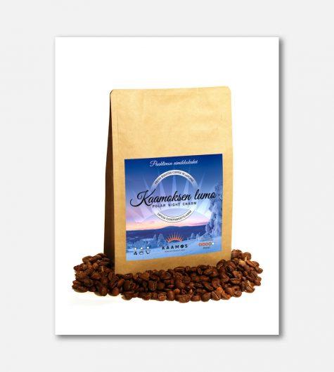 Kaamoksen lumo kahvi