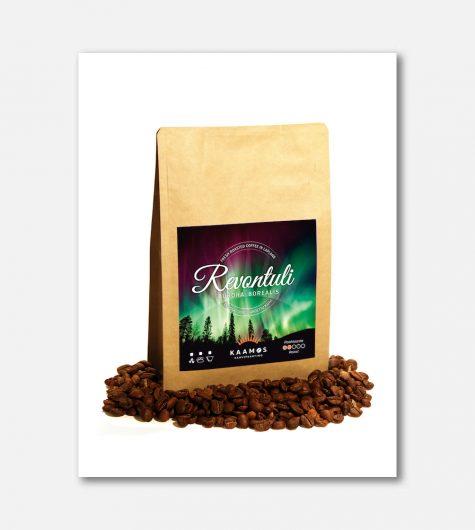 Revontulia ja kahvia