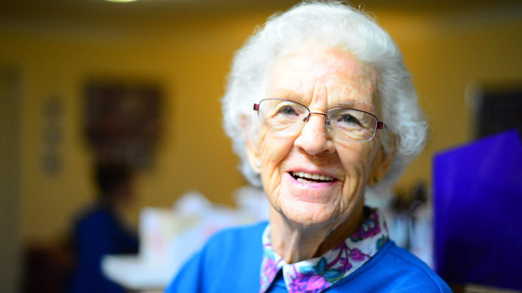 hyväntekeväisyyttä senioreille